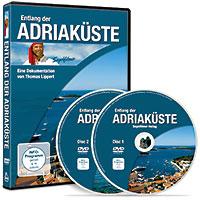 DVD Cover 'Entlang der Adriaküste'