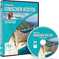 DVD Cover 'Entlang der ionischen Küsten'