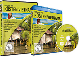 DVD Cover 'Entlang der Küsten Vietnams'