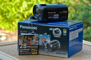 Panasonic HDC-SD99