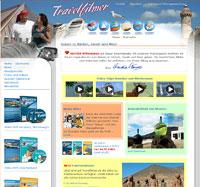 Screenshot Frontseite