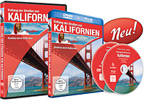 DVD USA Kalifornien