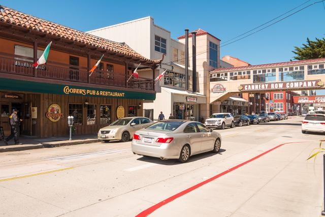 Monterey – Cannery Row