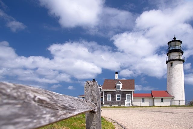 Cape Cod: Highland Lighthouse in Truro