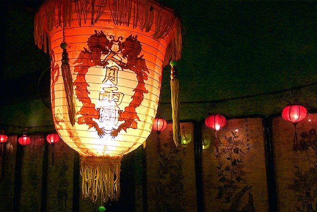 Lampion in Hội An