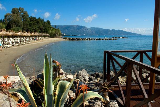 Auf Korfu