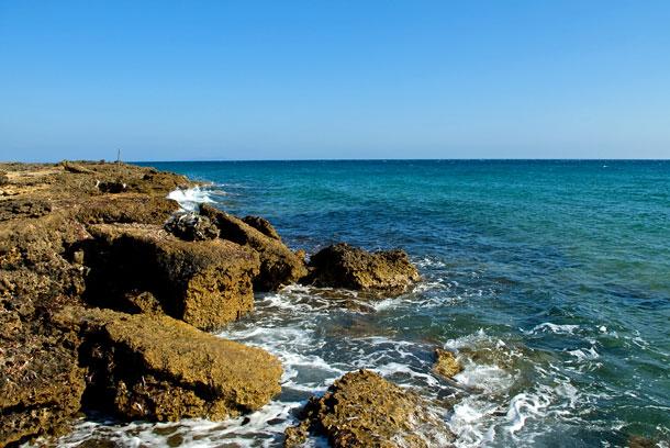Korfu, Westküste