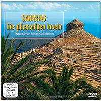 DVD Cover «CANARIAS– Die glückseligen Inseln»