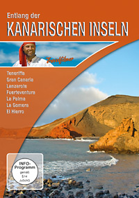 DVD Cover «Entlang der Kanarischen Inseln»