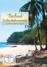 DVD Cover «Thailand – In der Andamanensee»