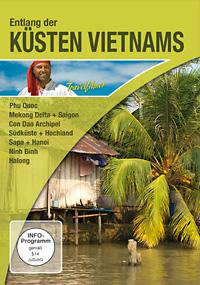 DVD+Blu-Ray Cover «Entlang der Küsten Vietnams»
